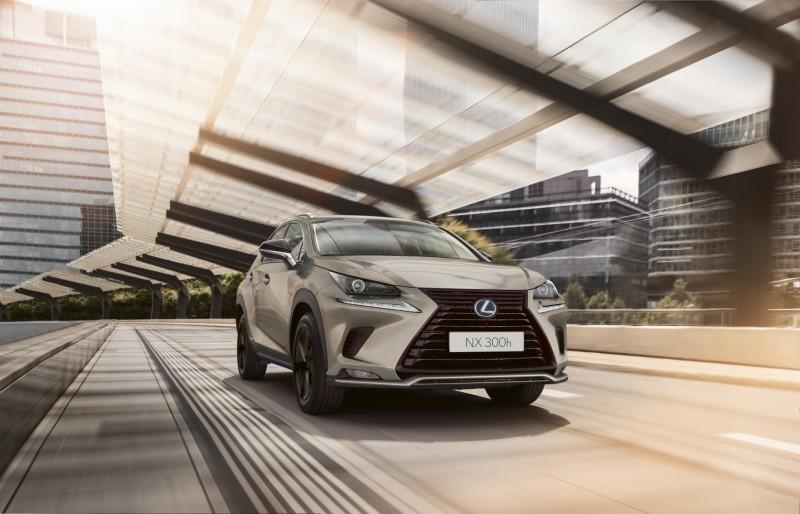 Lexus NX 2021 - Foto ufficiali