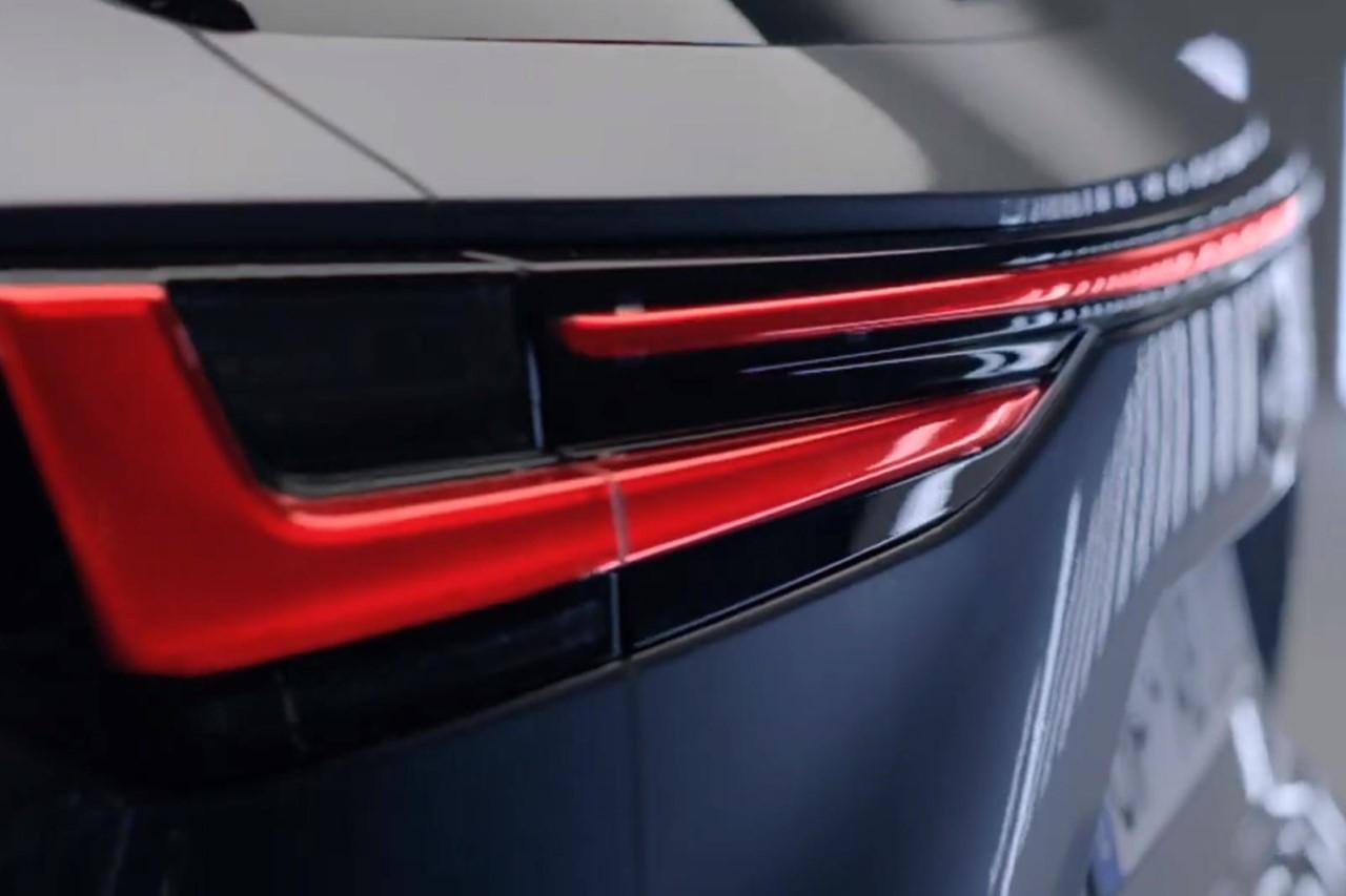 Lexus NX 2022 - Foto leaked