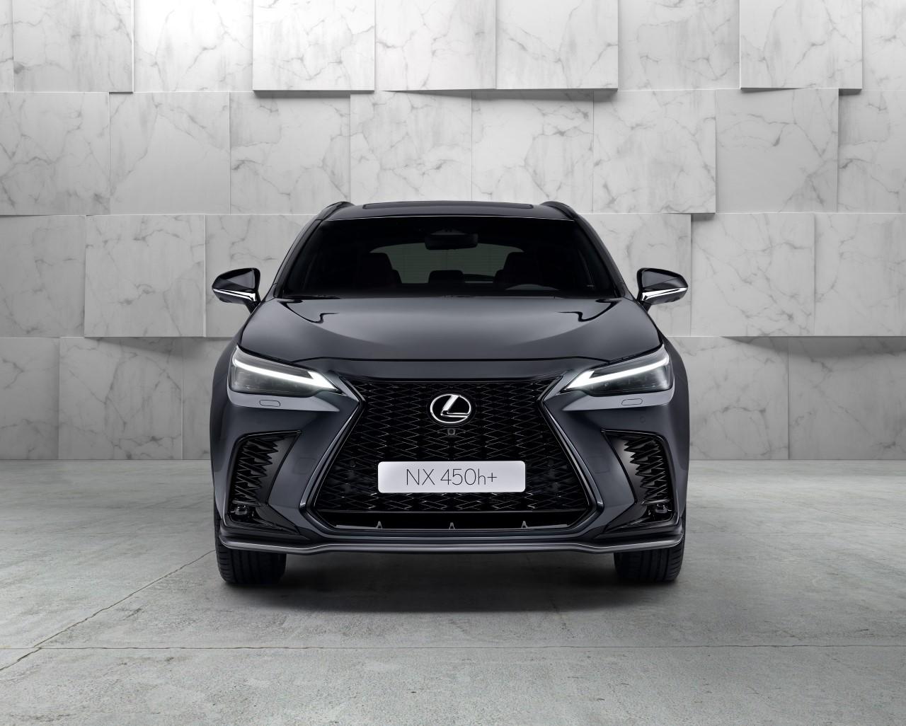 Lexus NX 2022 - Foto ufficiali
