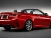Lexus RC Cabrio rendering