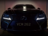 Lexus RC F 2020 - film Men in Black: International