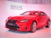 Lexus RC Facelift - Salone di Parigi 2018