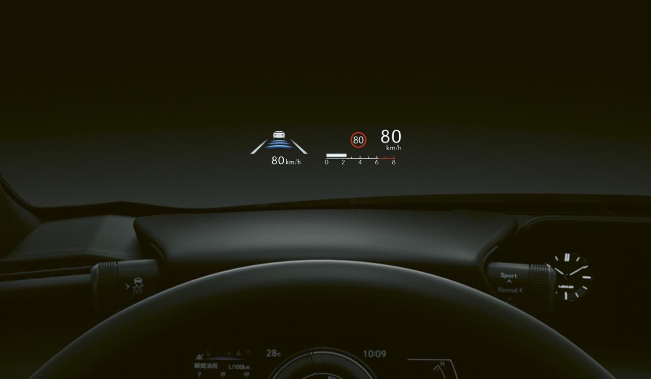 Lexus UX Hybrid - nuove foto