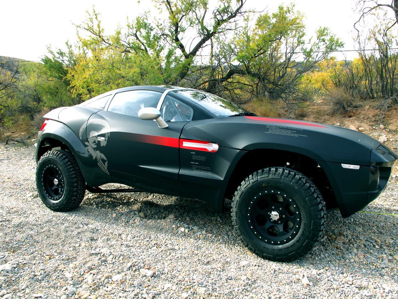 Altre Foto della Galleria: Local Motors Rally Fighter