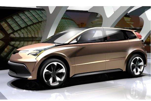 Lotus Concept Car 2020 - 2/4