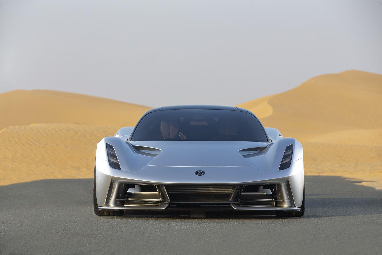 Lotus Evija - Dubai