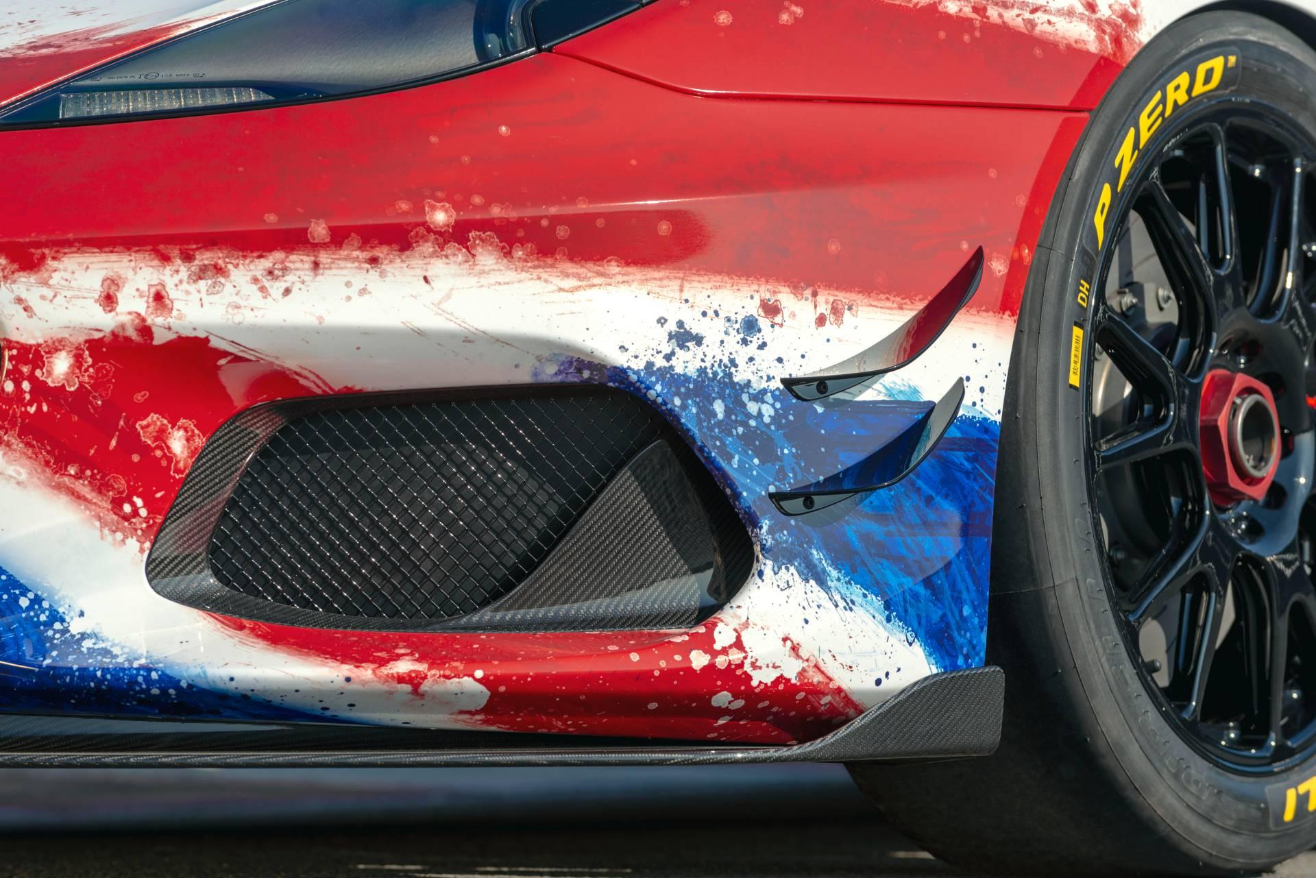 Lotus Evora GT4 Concept