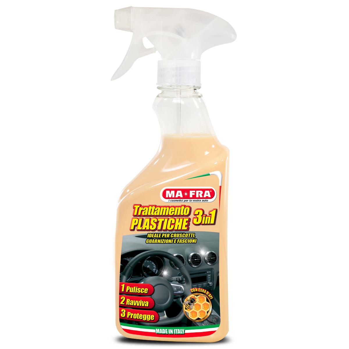 MAFRA - Protezione auto in estate
