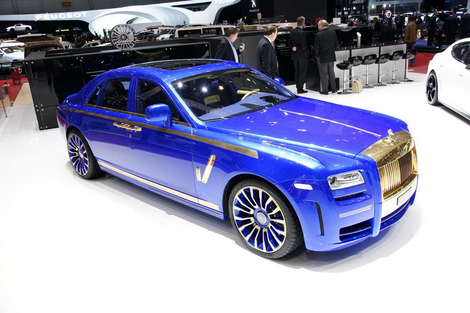 Mansory Rolls Royce Ghost