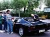 Maradona Ferrari Testarossa nera