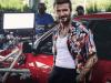 Maserati - David Beckham