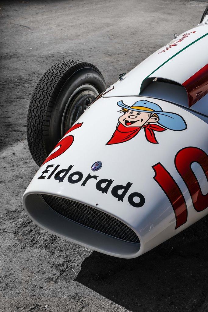 Maserati Eldorado