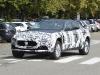 Maserati Levante - foto spia (settembre 2014)
