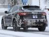 Maserati Levante GTS foto spia 13 febbraio 2018