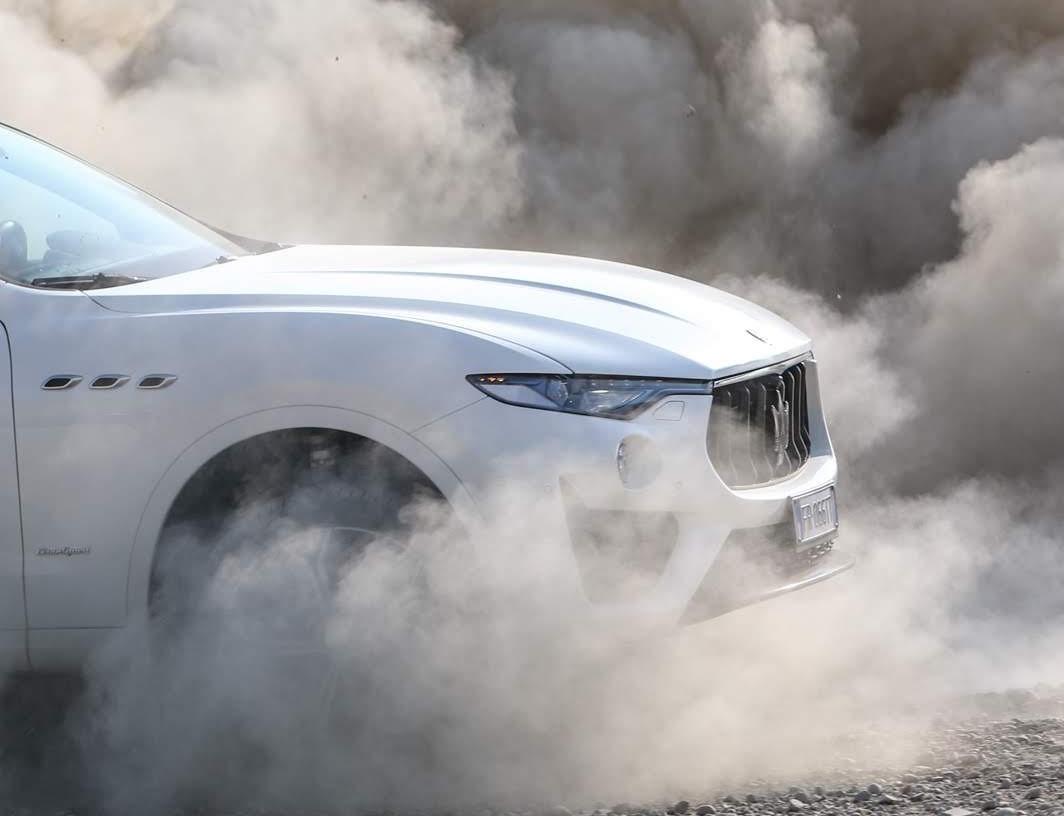 Maserati Levante Trofeo 2019 - Test Drive