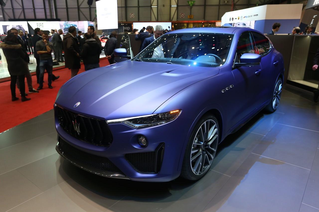 Maserati Levante Trofeo - Salone di Ginevra 2019