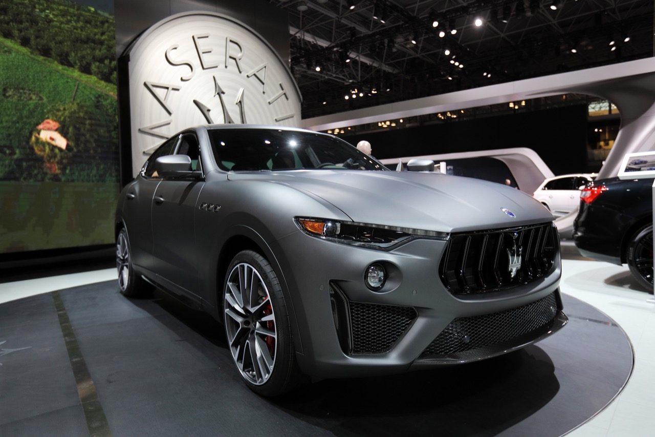 Maserati Levante Trofeo - Salone di New York 2018