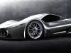 Maserati MC-63 - rendering di una hypercar concept by Andrea Ortile