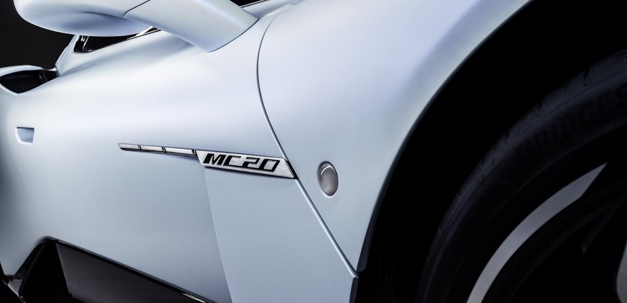 Maserati MC20 - Foto Ufficiali