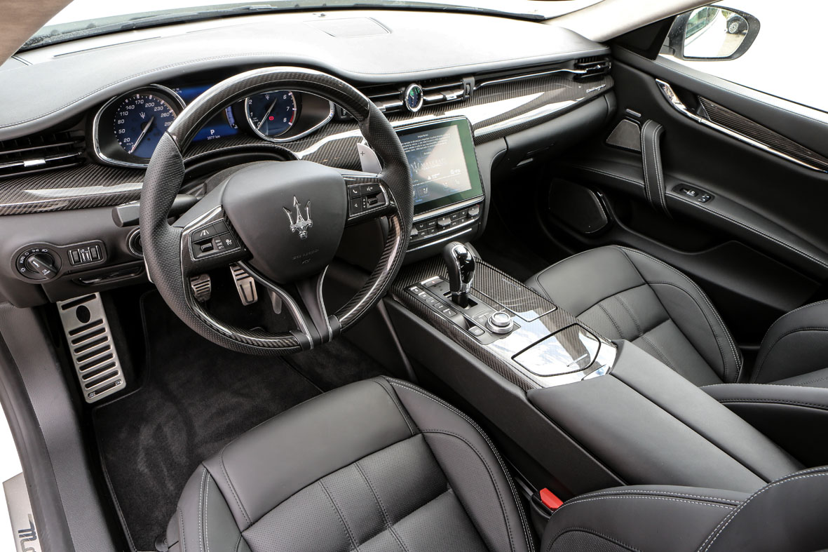 maserati quattroporte my 2017 306 356. Black Bedroom Furniture Sets. Home Design Ideas