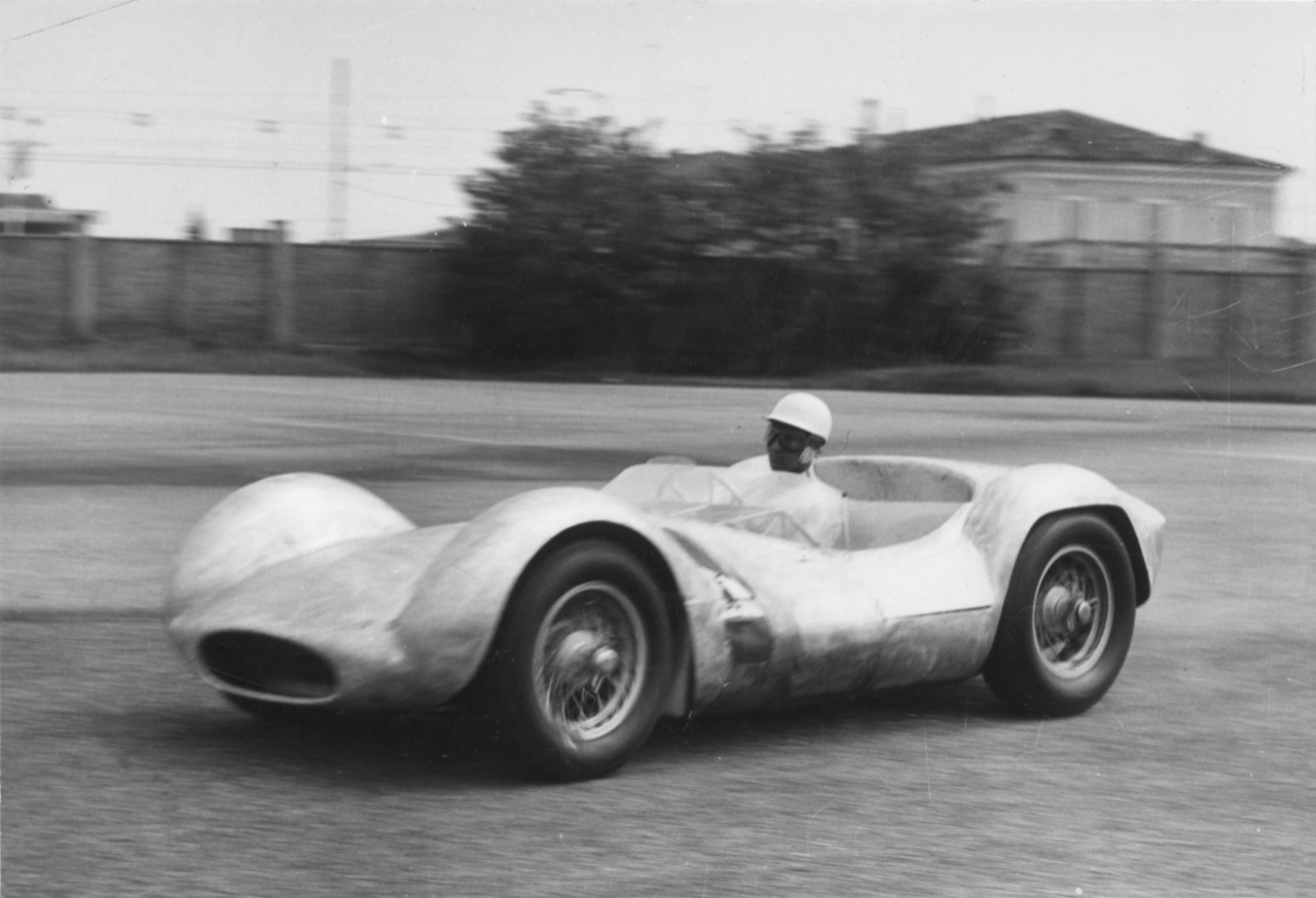 Maserati Tipo 60 e Tipo 61 - foto