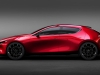 Mazda 3 Nuova generazione premiere Auto Show Los Angeles