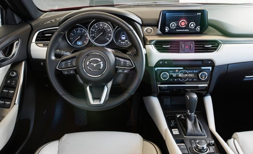 Mazda 6 MY 2017