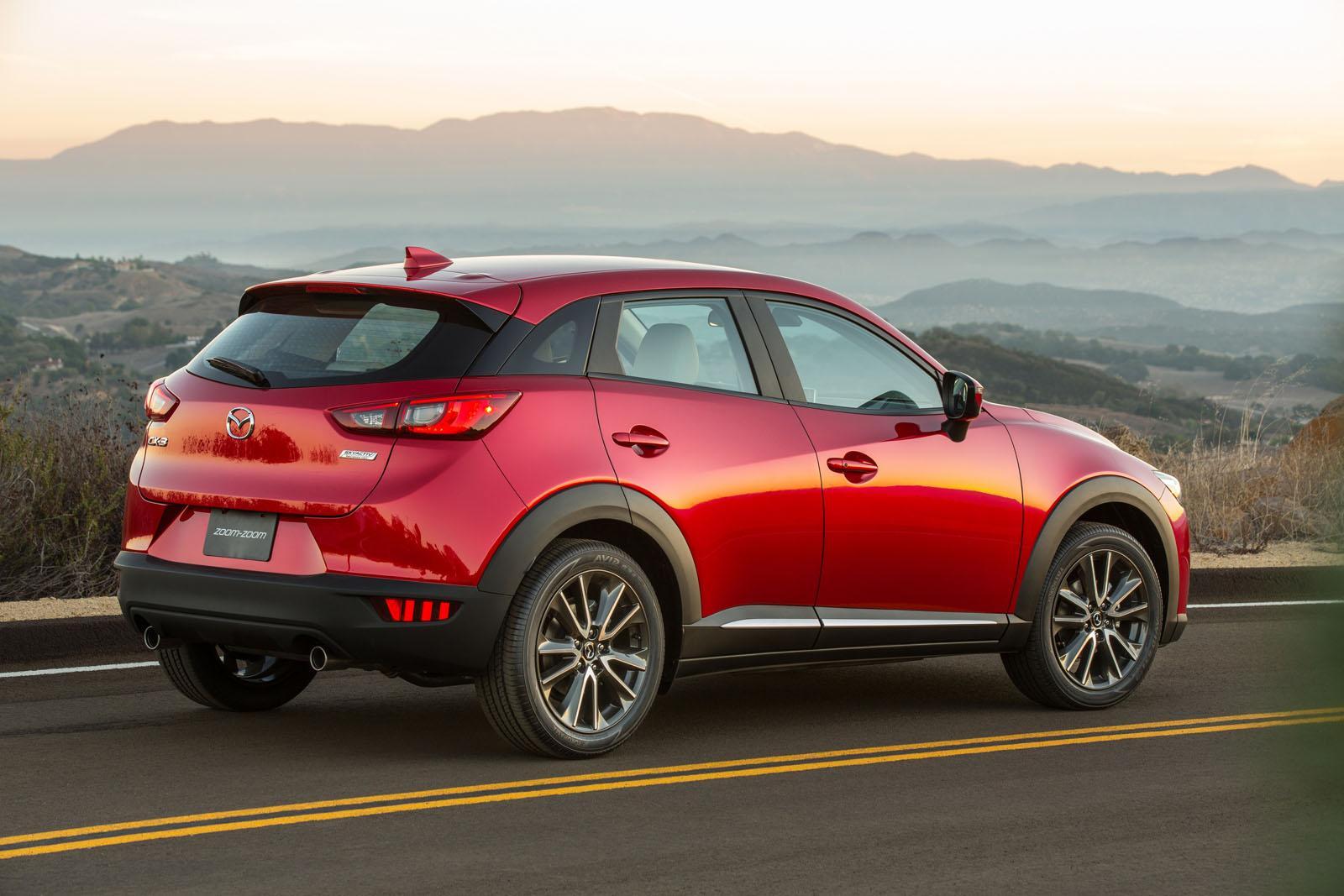 Altre Foto della Galleria: Mazda CX-3 2016 1.5.2015