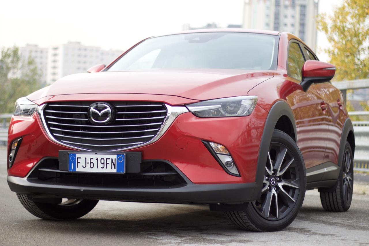Mazda CX-3 MY 2017 - Test Drive