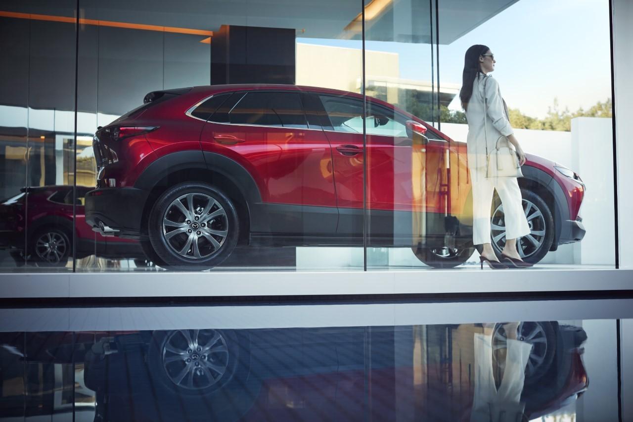 Mazda CX-30 2021 - Foto ufficiali