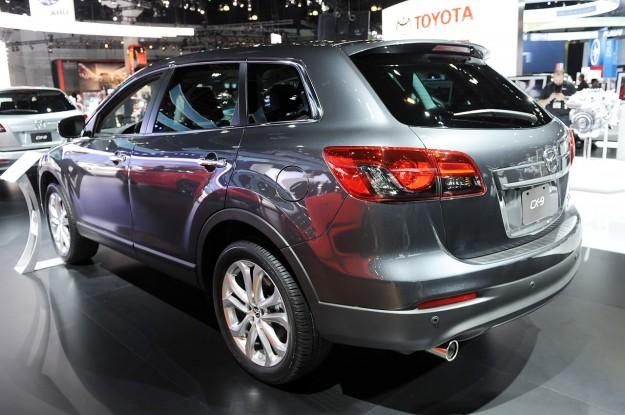 Mazda CX-9 2014 - Salone di Los Angeles 2012