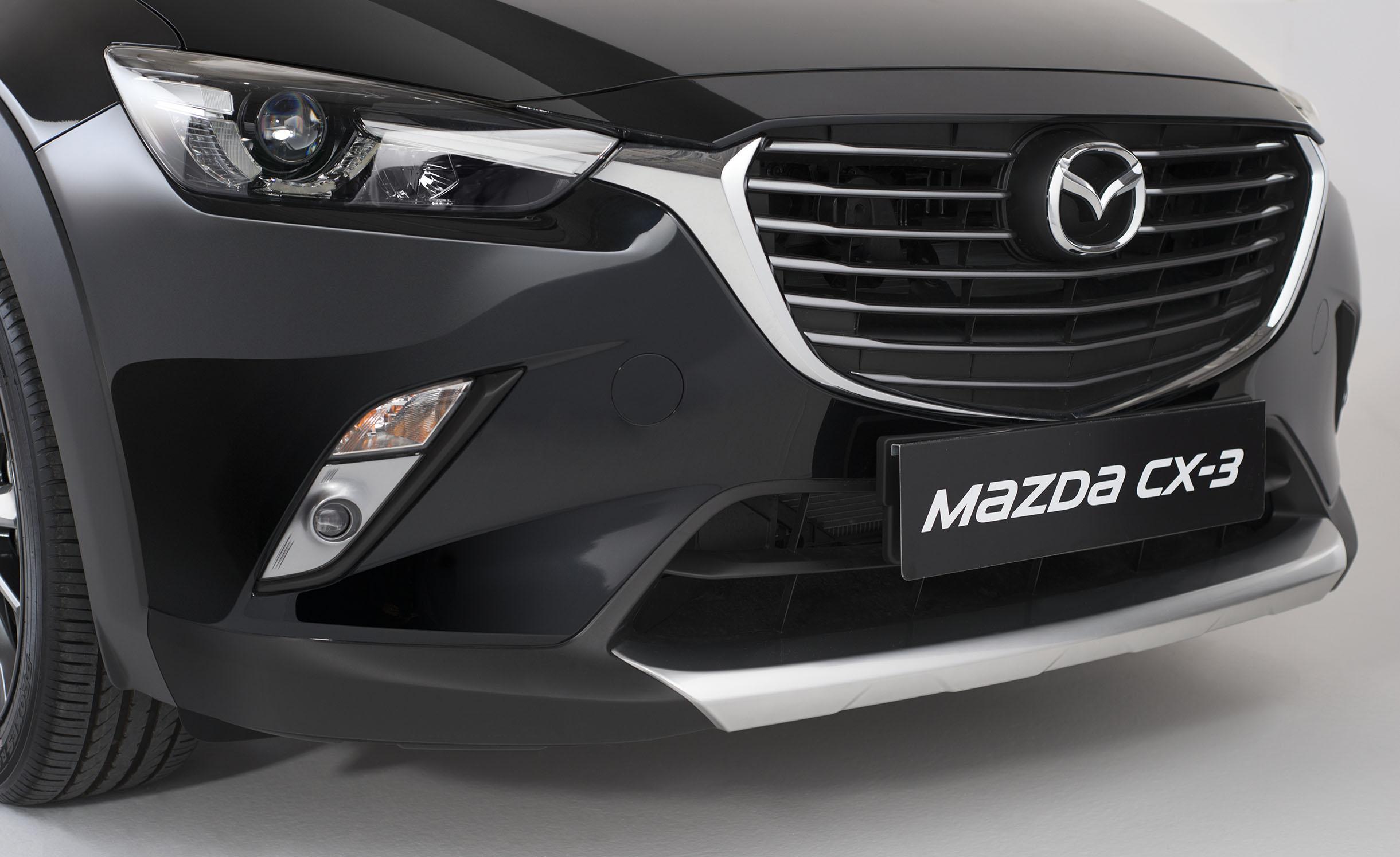mazda CX3 limited edition pollini