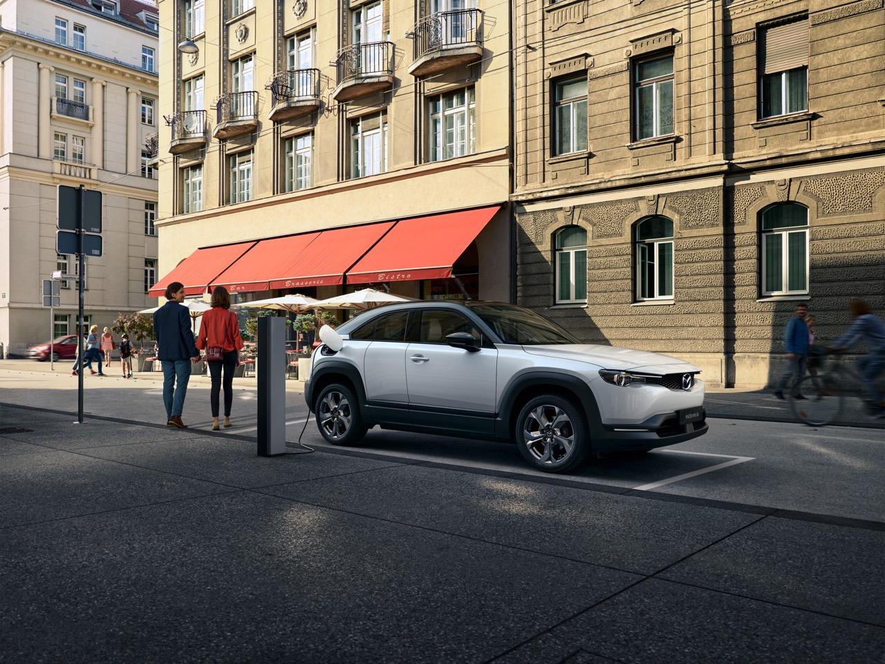 Mazda MX-30 - Foto ufficiali