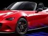 Mazda MX-5 2015 - rendering