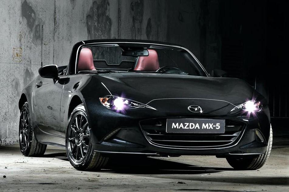 Mazda MX-5 Eunos Edition