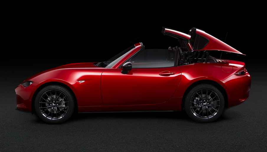 Mazda MX-5 RF Limited Edition