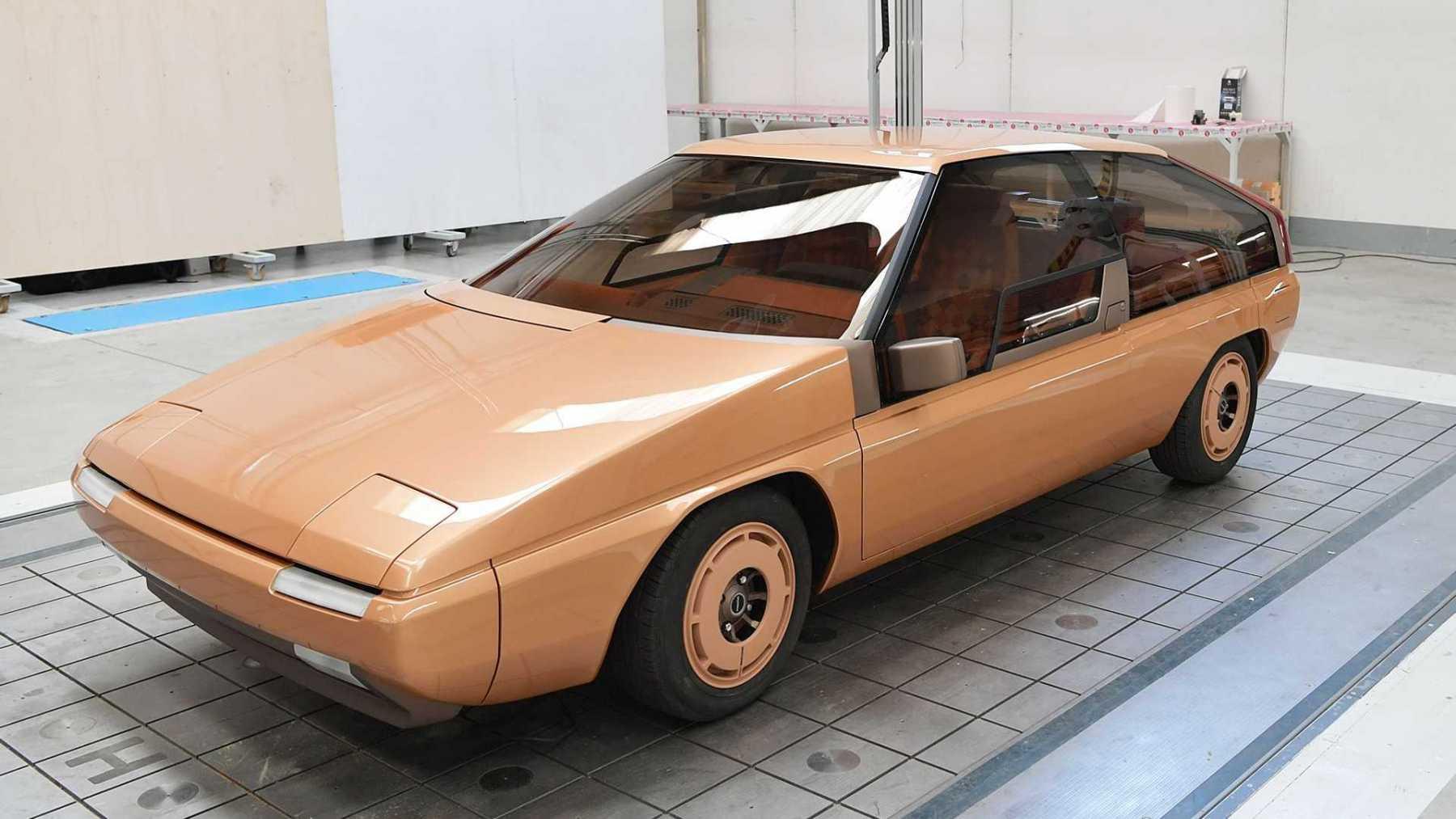 Mazda MX-81 Aria - restauro