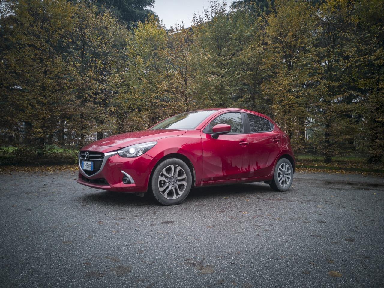 Mazda2 2018 - Test drive novembre 2018