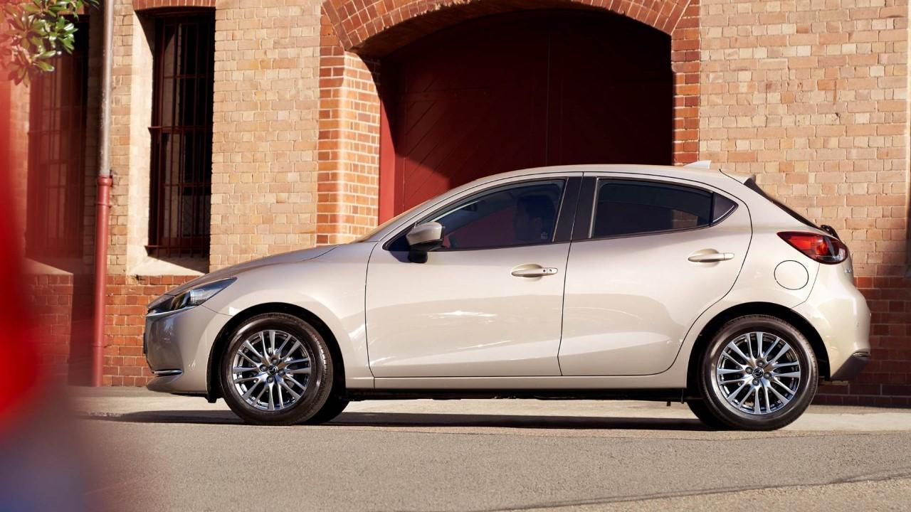 Mazda2 2022 - Foto ufficiali