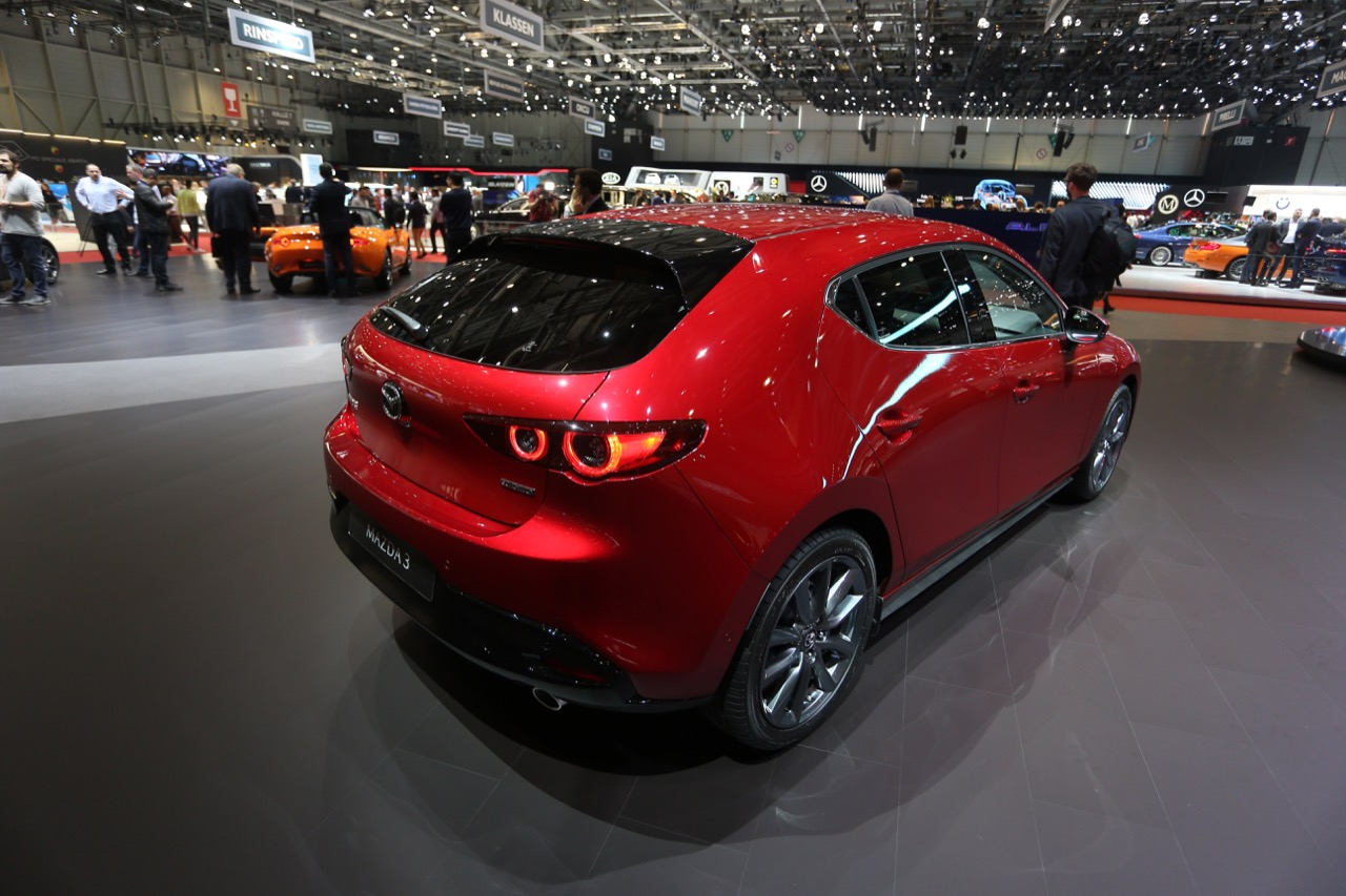 Mazda3 - Salone di Ginevra 2019