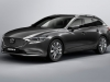 Mazda6 Wagon 2018 prime immagini