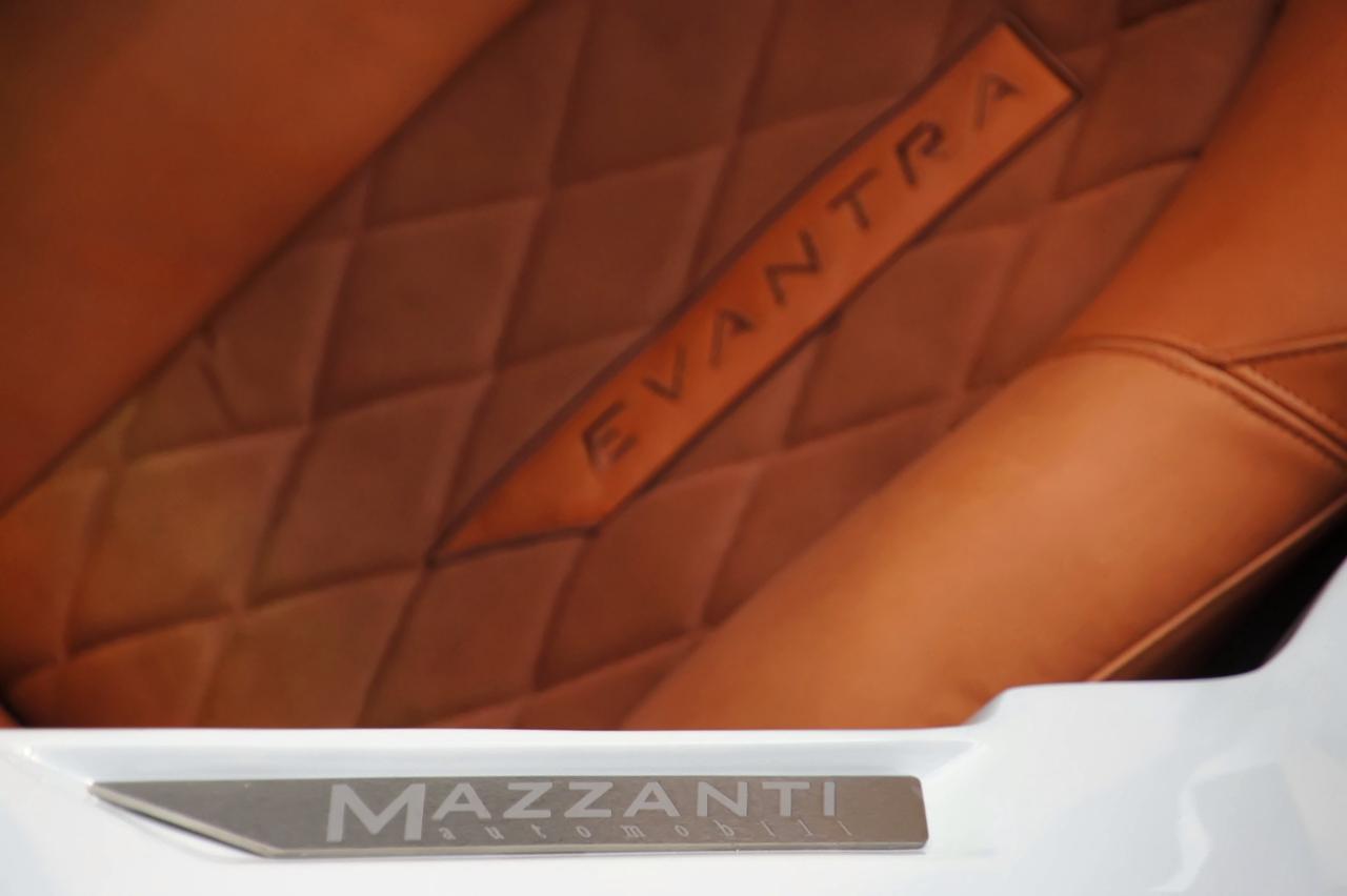 Mazzanti Evantra Top Marques 2015