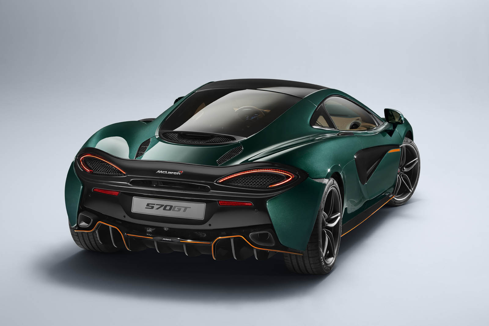 McLaren 570GTs limited edition
