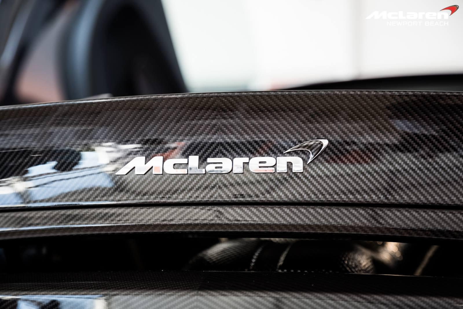 McLaren 570S Coupe by MSO - Foto live