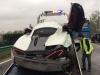 McLaren 570S - incidente a Shanghai