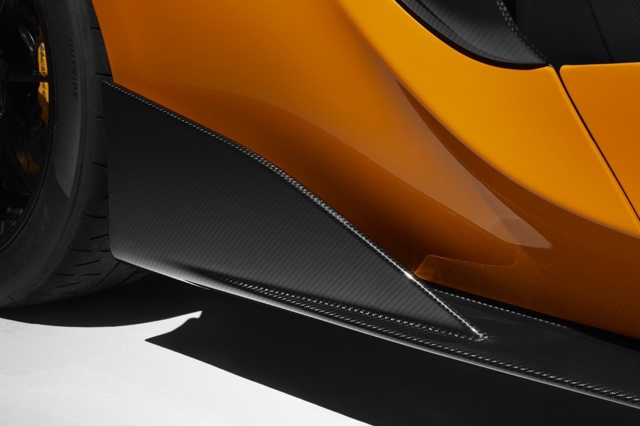 McLaren 600LT - Foto ufficiali
