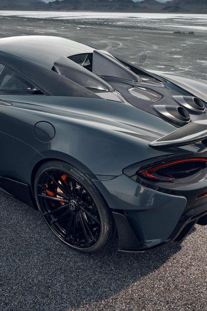 McLaren 600LT Novitec