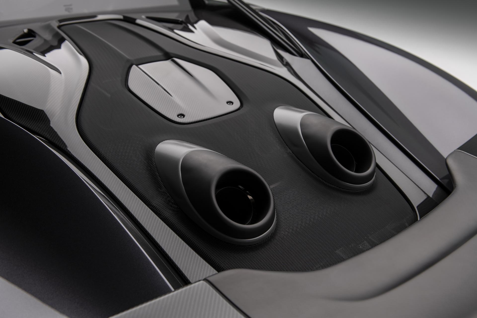 McLaren 600LT Stealth Grey