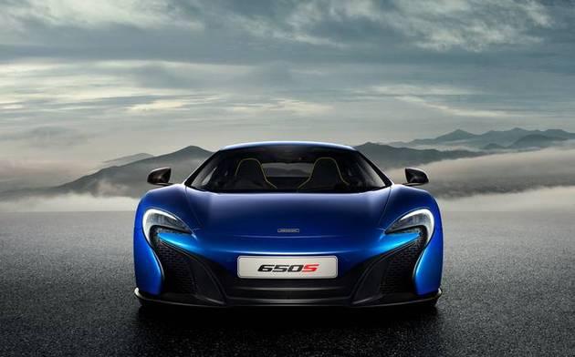 McLaren 650S prime immagini