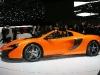 McLaren 650S Spider - Salone di Ginevra 2014